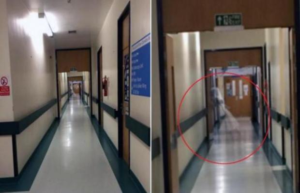 Fantasma hospital